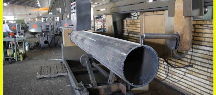 اتصالات فولادی جوشی بدون درز (مانیسمان)
